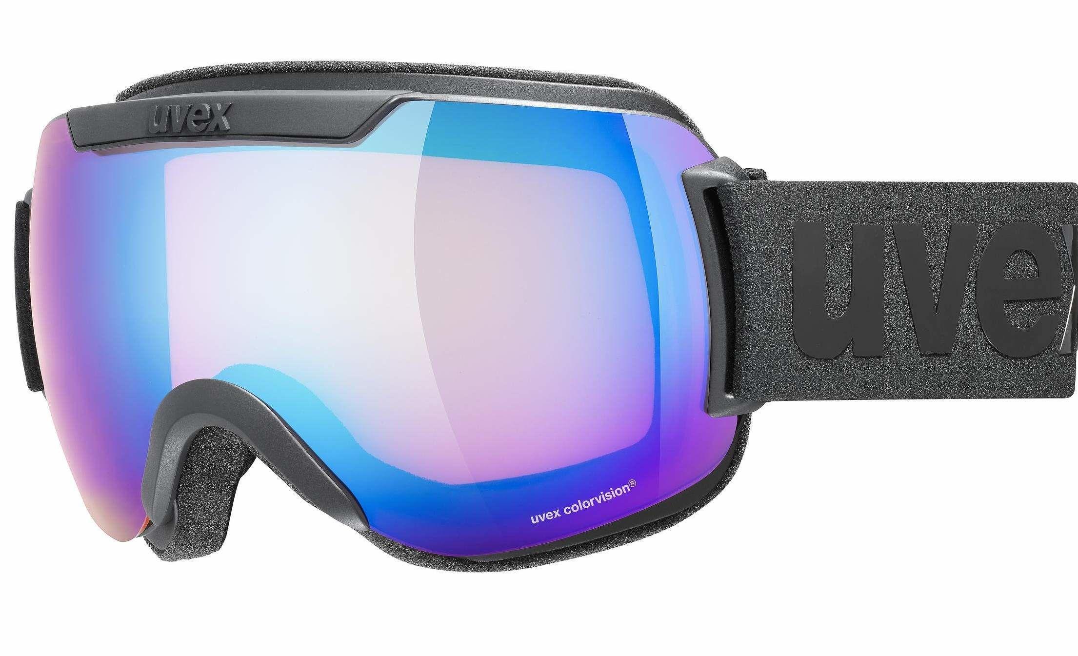 lyžiarske okuliare uvex downhill 2000 cv black s2